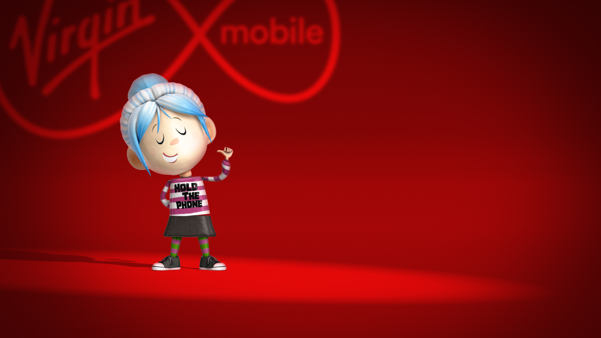 Mobile Masterpieces With Virgin Mobile Studio V
